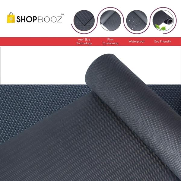 shopbooz yoga mat features