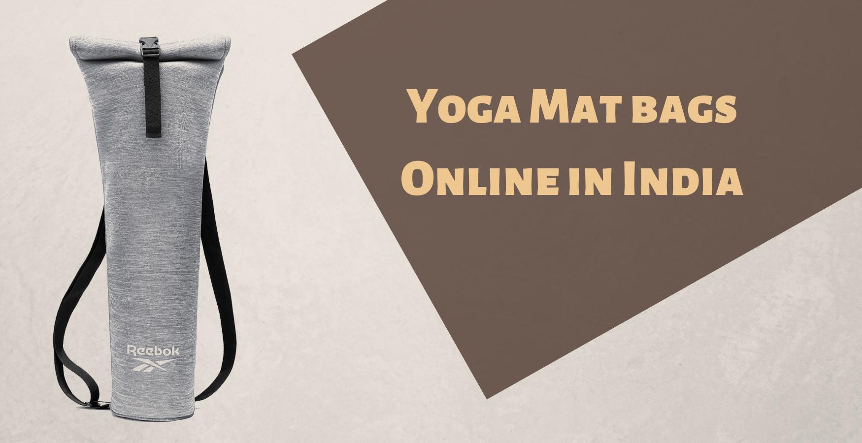 Best Yoga Mat Bags Online